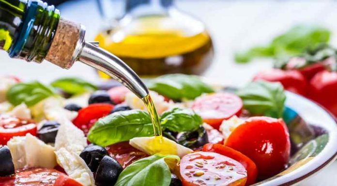 Salud, dieta mediterránea