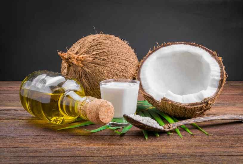 Aceite de Coco - Bueno para la Salud el Aceite de Coco