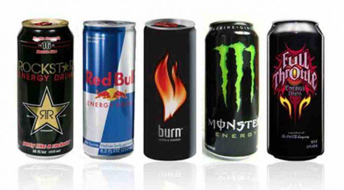 Bebidas Energéticas - Bebidas con Cafeína