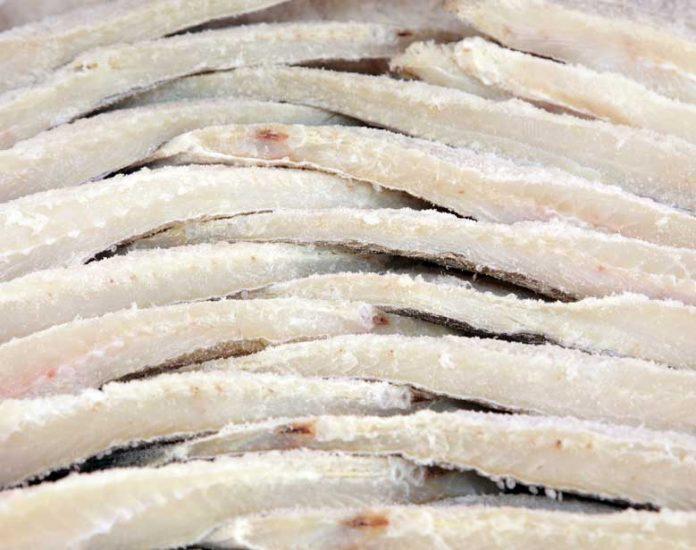 Formas de encontrar el Bacalao - Bacalao en Supermercados