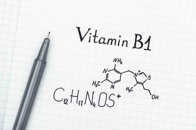 Vitamina B1 - La Vitamina del Buen Humor la Vitamina B1