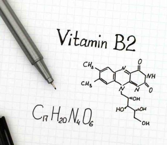 Riboflavina - Bitamina B2