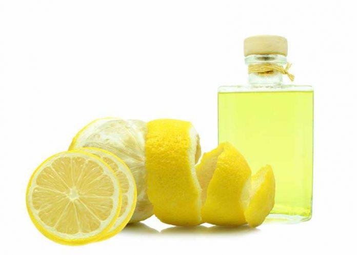 Aceite Esencial de Limón - Aromateriapia