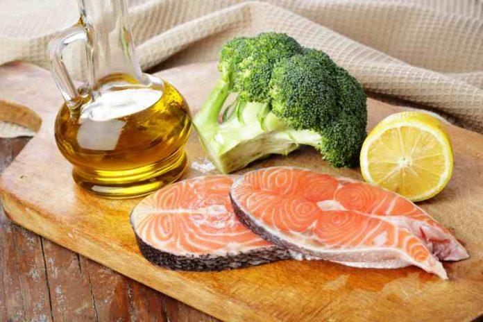 Aceite de Salmón - Beneficios del Aceite de Salmón