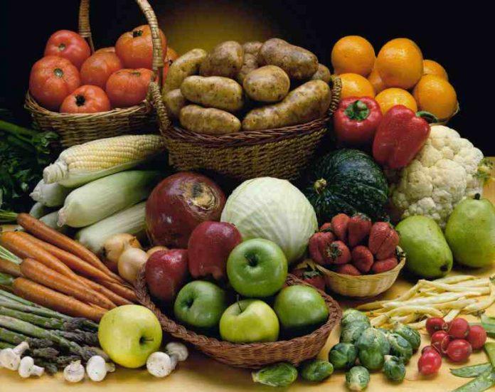 Comer Saludable Frutas y Verduras - Frutas y Verduras Saludables