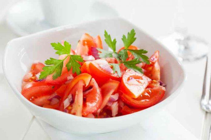 Ensalada de Tomate - Ensaladas con Tomate