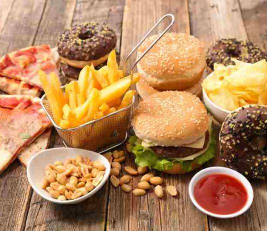 Comida Basura en los Jovenes - Riesgos de la Comida Basura