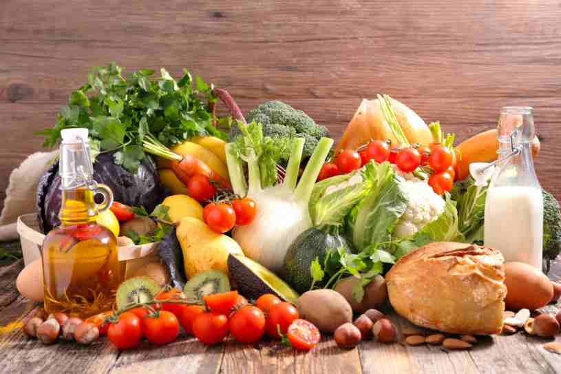 Alimentación Saludable - Comer Bien de Forma Saludable