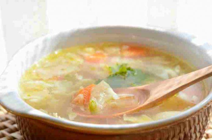 Dieta de Sopa de Col - Tomar Dieta Sopa de Col