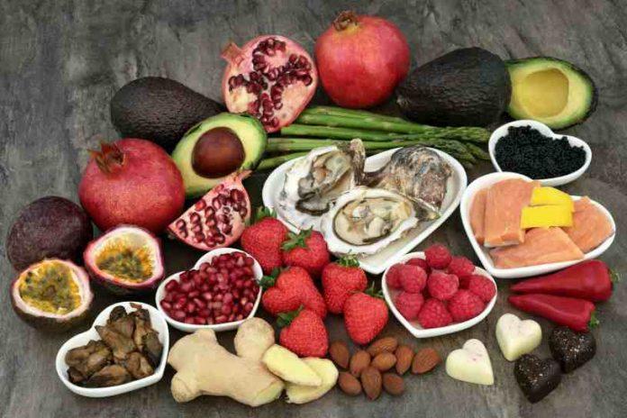 Alimentos Afrodisíacos - ¿Qué alimentos son afrodisíacos?