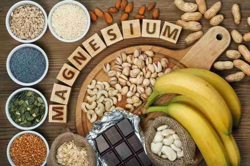 Magnesio en la Comida - Magnesio en las Dietas Equilibradas
