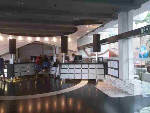 Hotel Gloria Palace San Agustín al Sur de Gran Canaria