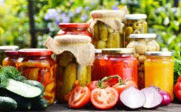 Realizar las Conservas de Alimentos - ¿Cómo realizar conservas de alimentos?