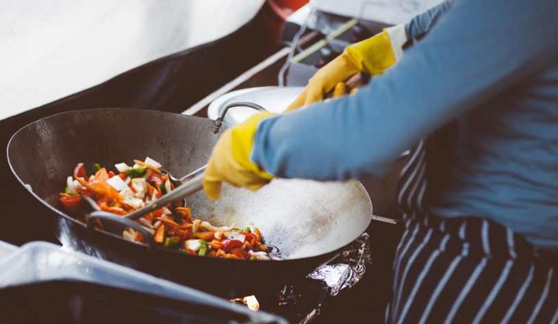 Cocinar en el Wok - ¿Cómo Cocinar Delicias en un Wok?