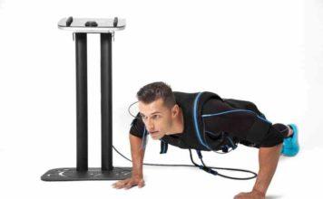 Chaleco Adelgazante con Electrodos - Chaleco para Perder Peso con Electrodos
