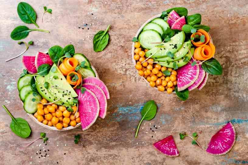 Dieta Vegetariana Mejora la Salud - Dieta Vegetariana Mejora el Bienestar
