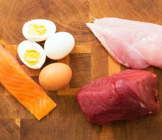 Dieta Proteica - Cómo Tomar una Dieta Proteica