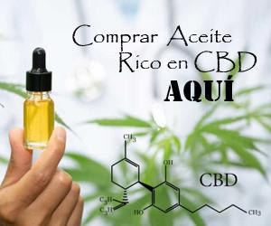 Aceite Rico en CBD