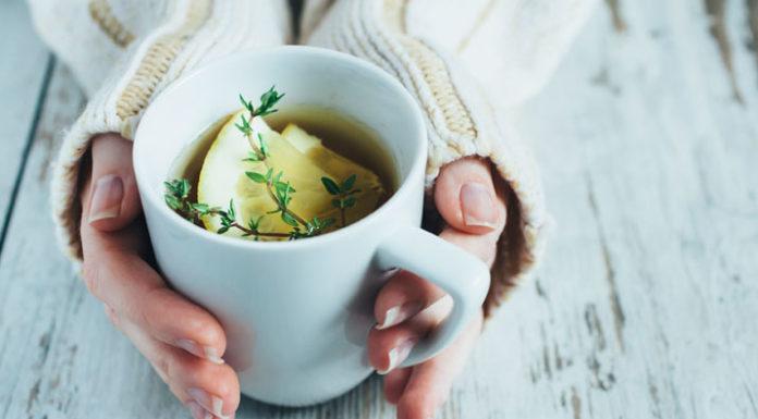 Beneficios para la Salud del Té de Limón con Menta
