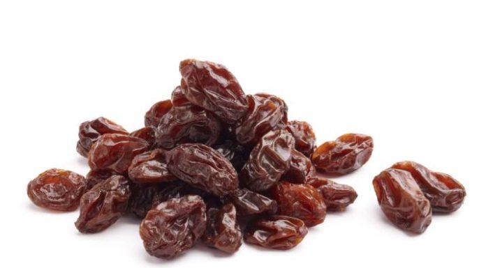 Beneficios para la Salud de las Uvas Pasas