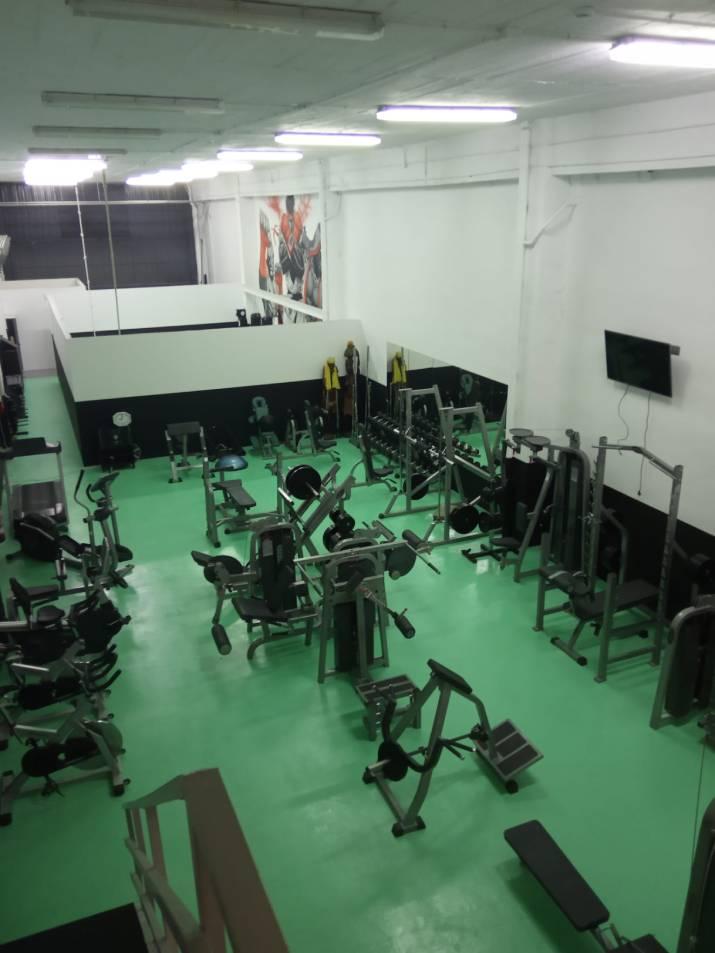 Gimnasiio Irun A2fitness - Gym Irun A2fitness