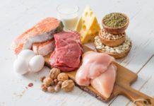 Proteína Proporciona Nutrientes para los Músculos