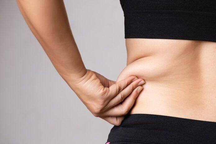 Adelgazar las Caderas y Estómago en 1 Semana