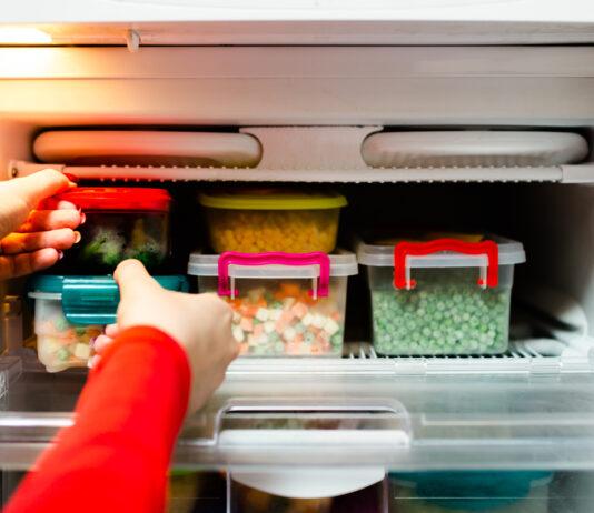 Peligros de Congelar Alimentos
