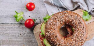 Sándwich Equilibrado para Comer Sano