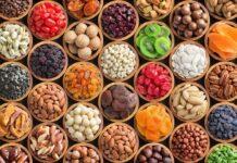 Frutas Ricas en Hierro