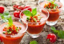 Propiedades y Beneficios del Gazpacho