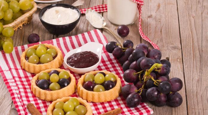 Consumir Uvas para Adelgazar