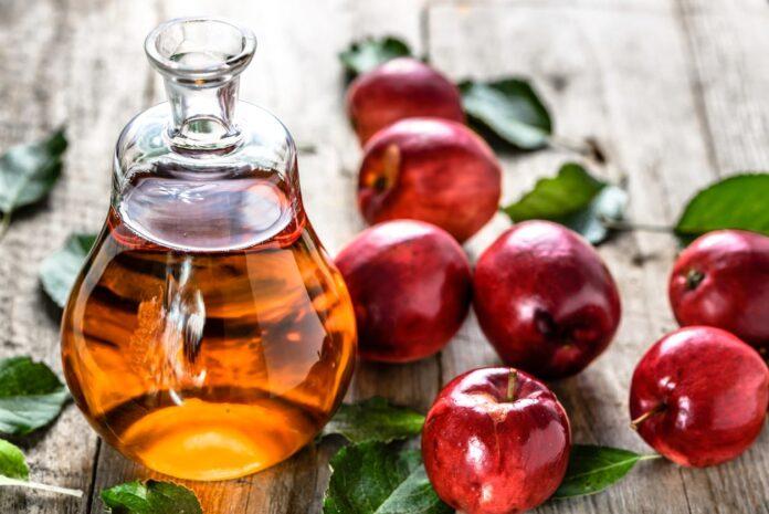 Beneficios de la Vinagre de Sidra de Manzana