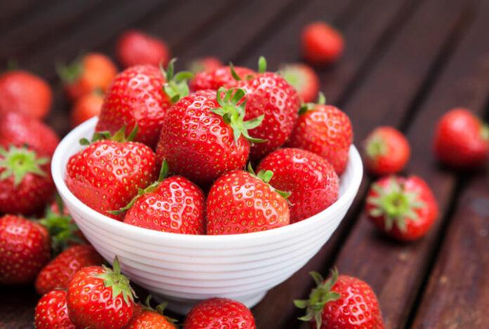 Frutas y Verduras para el Mes de Mayo