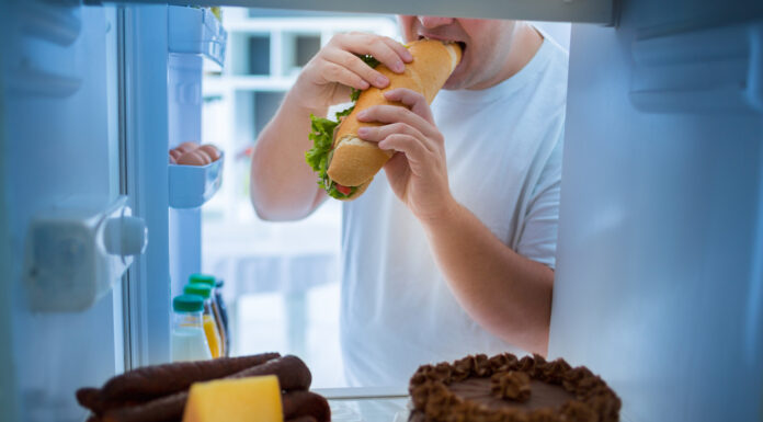 Estar Todo el Día con Hambre - Como Demasiado