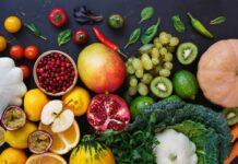 Lista de Alimentos con Bajo Aporte Calórico