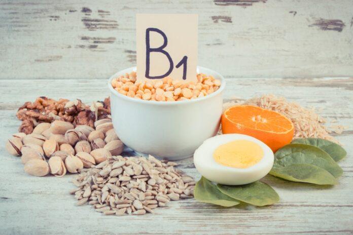 Propiedades de la Vitamina B1 o Tiamina