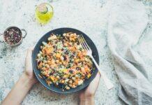 Menú Vegetariano Equilibrado - Dieta Vegetariana