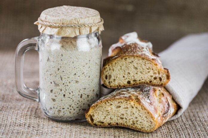 Beneficios del Pan de Masa Madre