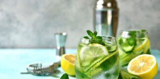 Papel de una Bebida Drenante