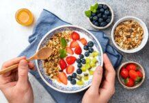 Valores Calóricos de los Cereales