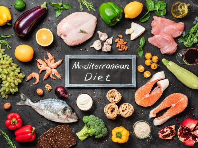 Recetas para una Dieta Mediterránea